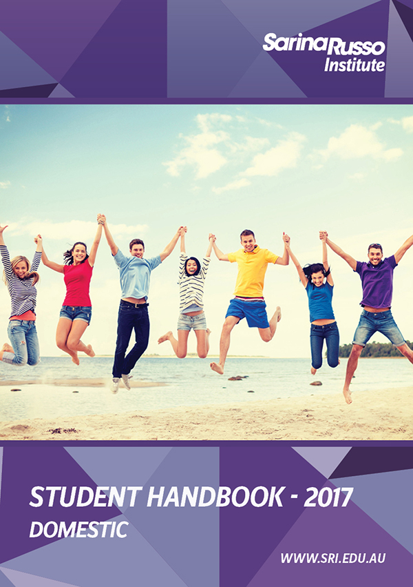 Orientation Booklet Domestic 2017